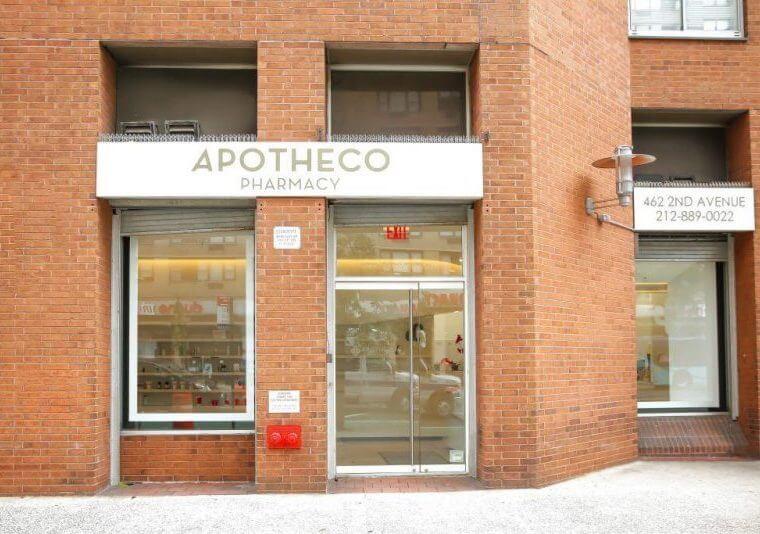 Dermatology Pharmacy New York - Apotheco Pharmacy Manhattan