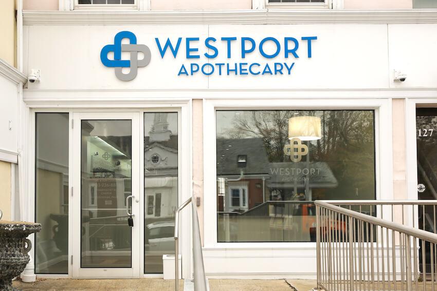 Apotheco Pharmacy Westport - Pharmacy storefront