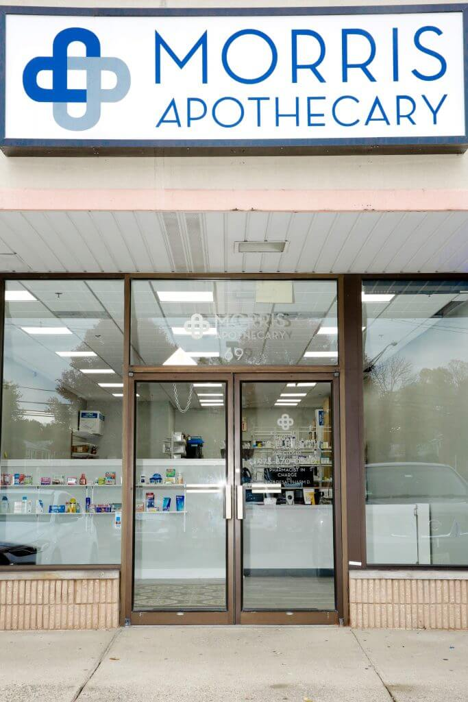 Apotheco Morris Pharmacy - Pharmacy storefront