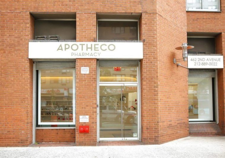 Apotheco Pharmacy Manhattan - 462 2nd Avenue, New York, NY 10016