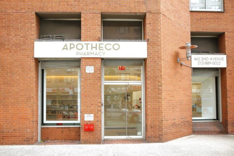 Apotheco Pharmacy Manhattan