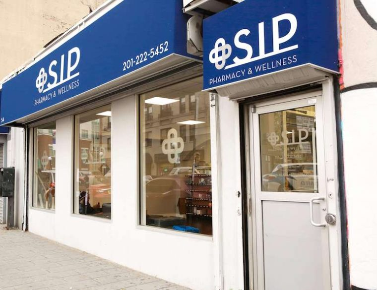 Apotheco Pharmacy SIP - 54 Sip Avenue, Jersey City, NJ 07306
